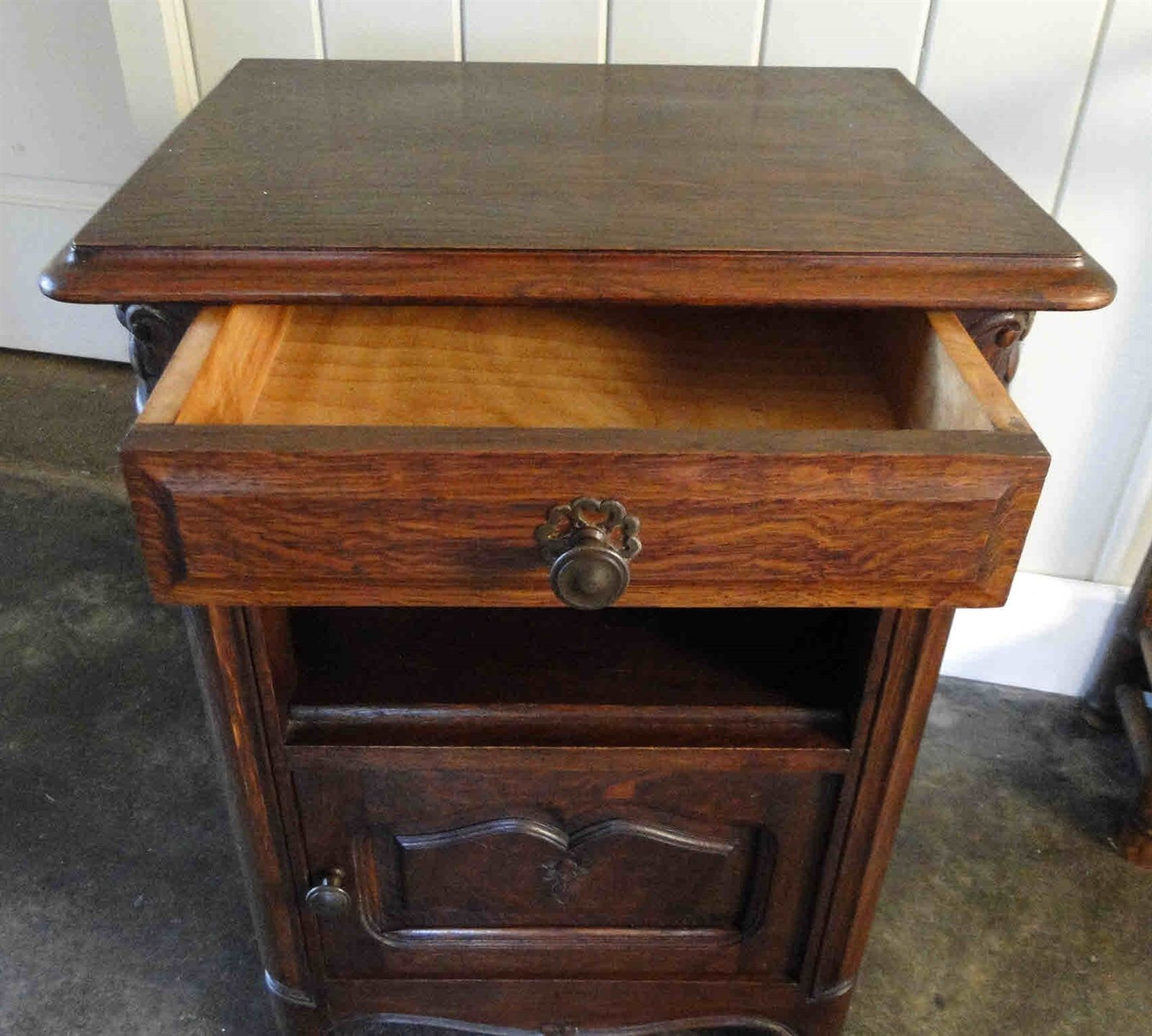 French Drawer Oak