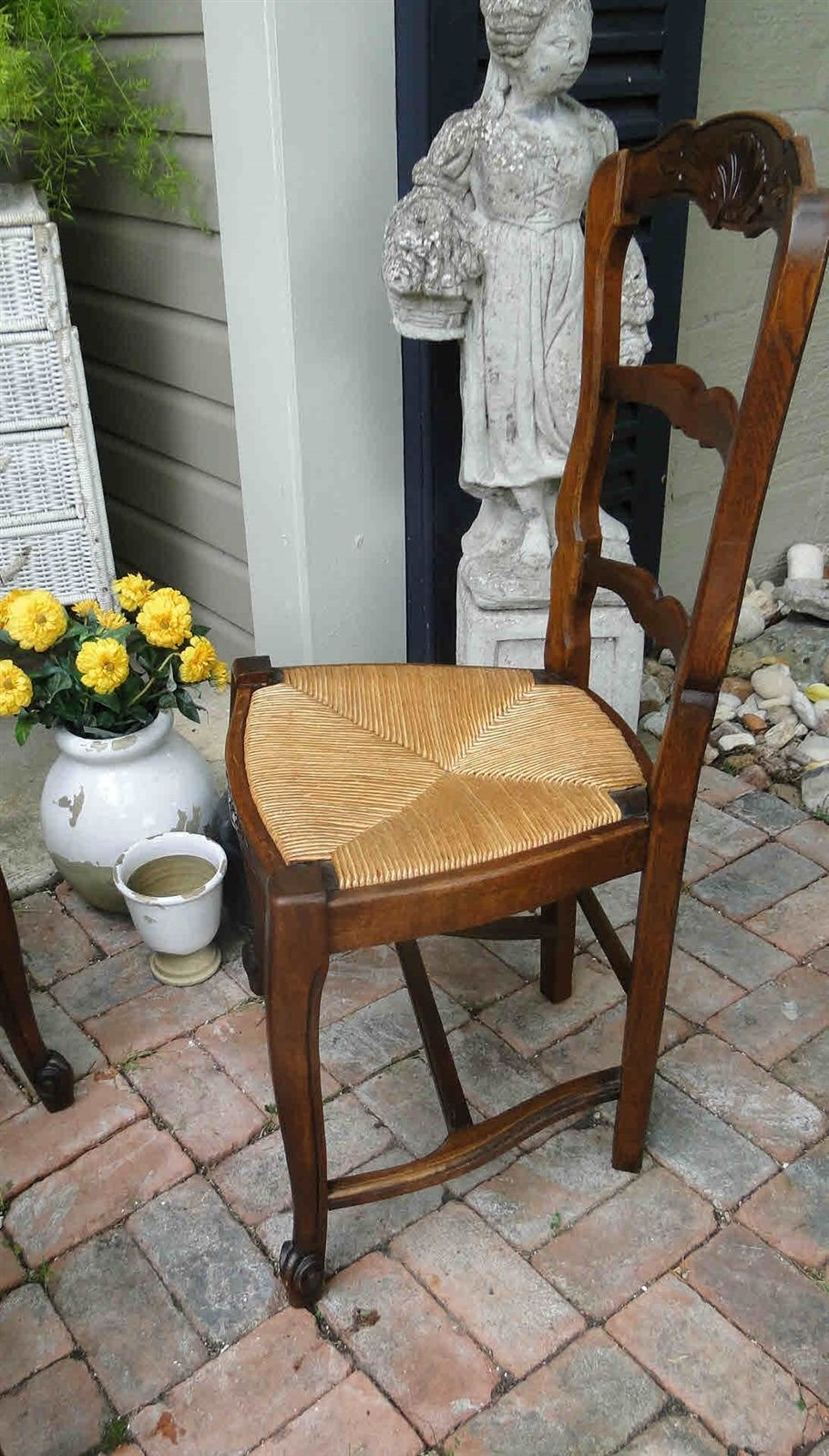 Antique Ladder Backs
