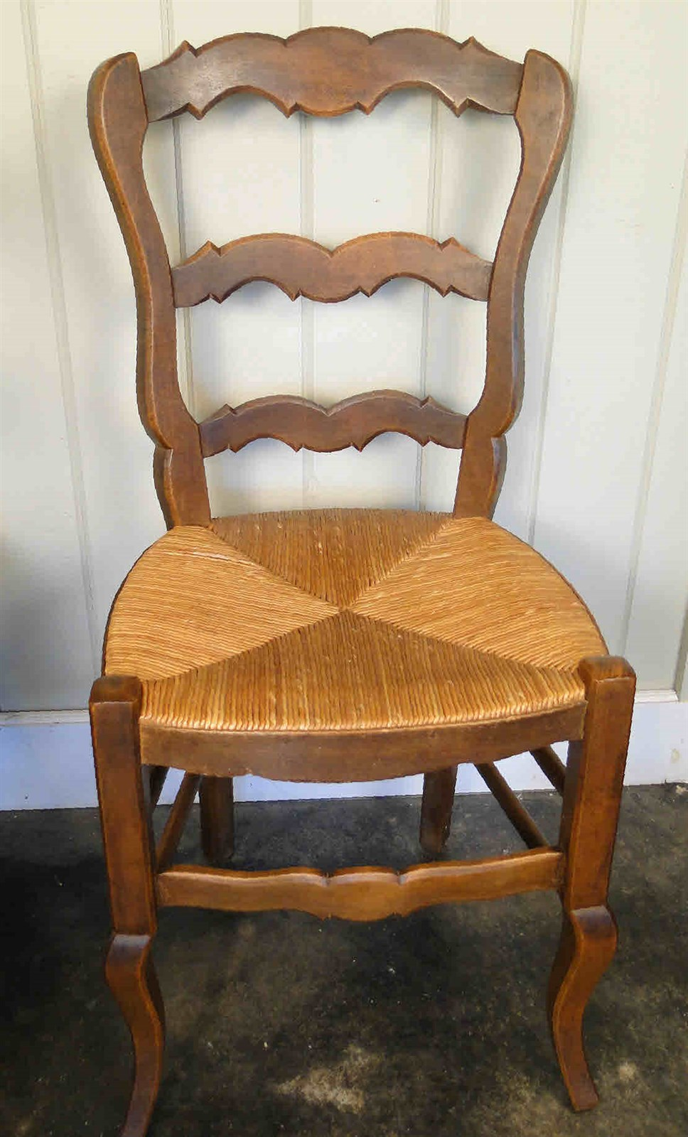 Four French Chairs