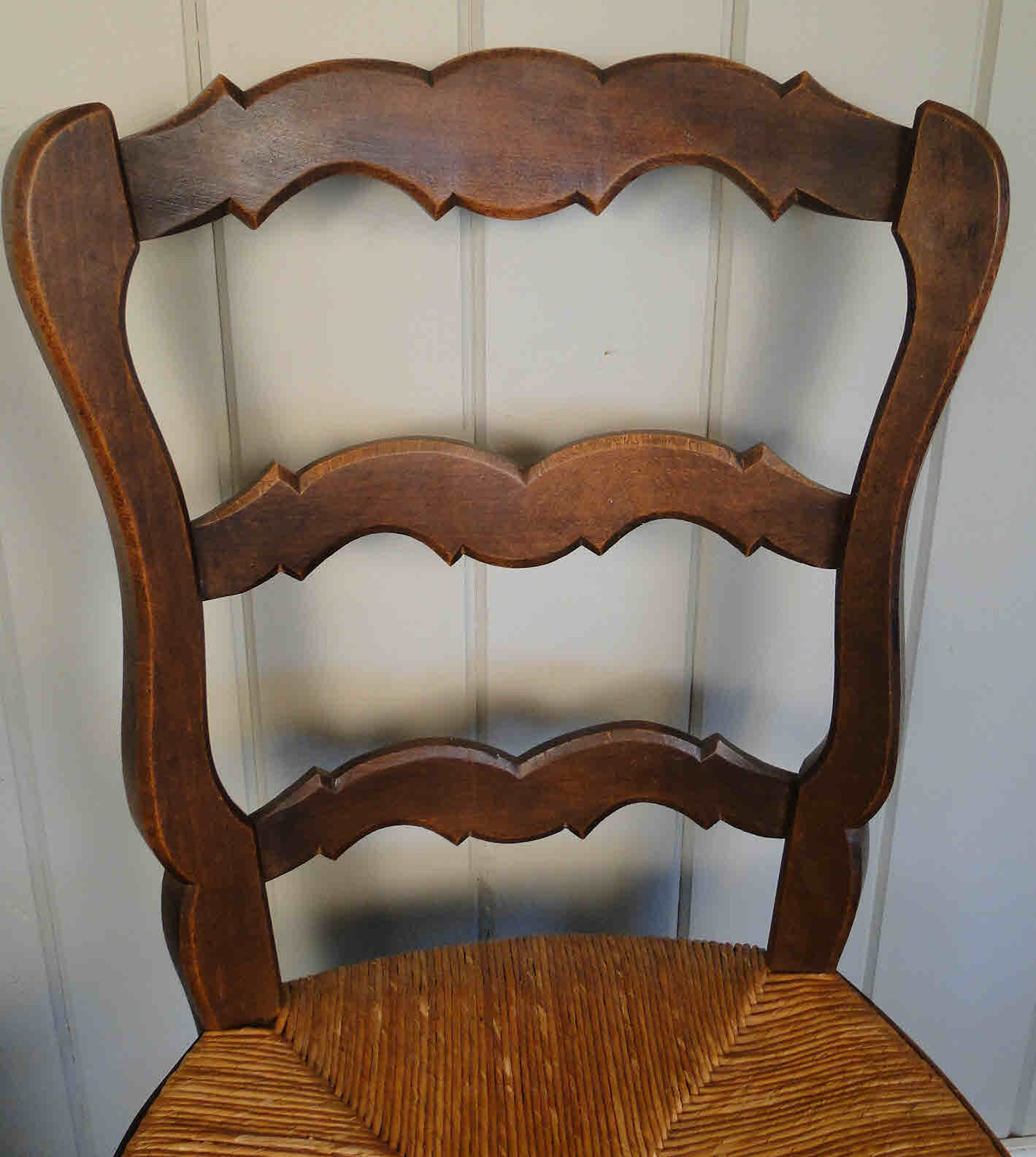 Four Antique Chairs