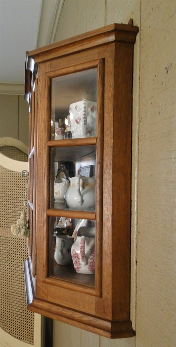 French Vitrine Shelf