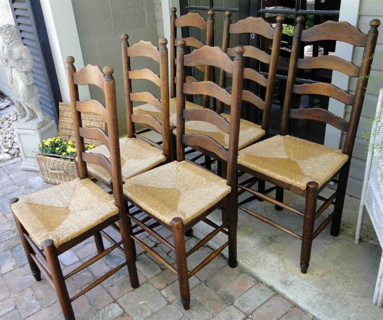 Antique French. French Dining. Dining Chairs