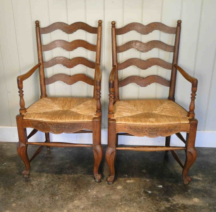 Country Oak Chairs