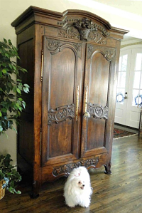 Antique Country Armoire